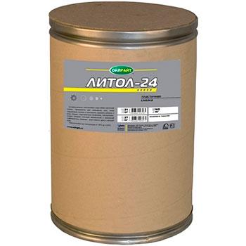 OIL RIGHT, 6052, Литол-24 21 кг.